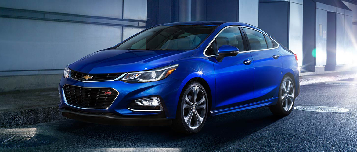 2017 Chevrolet Cruze In Atlanta, GA