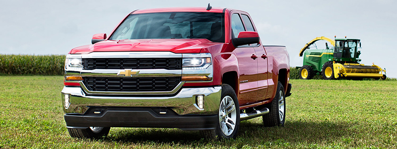 New 2018 Chevrolet Silverado 1500 Naples FL