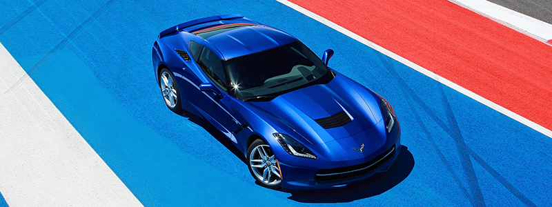 New 2019 Chevrolet Corvette Stingray Naples FL