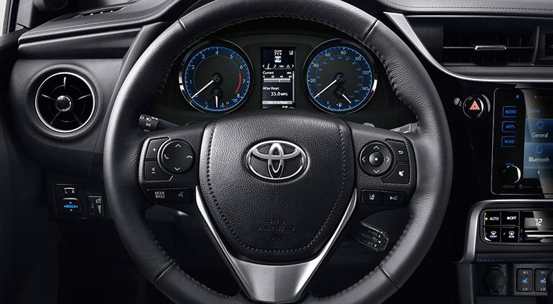 2017 Toyota Corolla Gallery