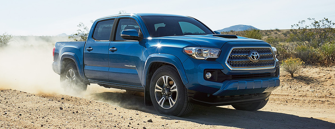 New 2017 Tacoma | Hendrick Toyota North Charleston | SC ...