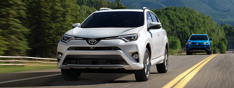 New 2018 Toyota RAV4 North Charleston SC