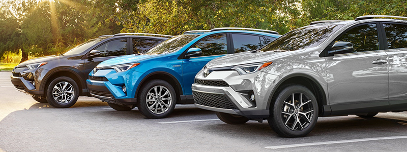 North Charleston SC New 2018 Toyota RAV4