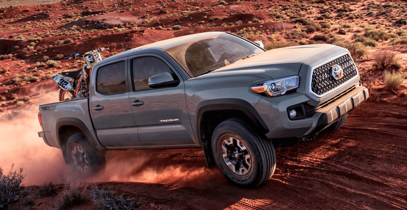 New 2018 Tacoma Hendrick Toyota North Charleston