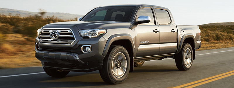 New 2018 Toyota Tacoma North Charleston SC