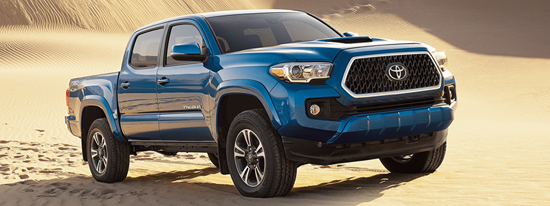 North Charleston SC New 2018 Toyota Tacoma