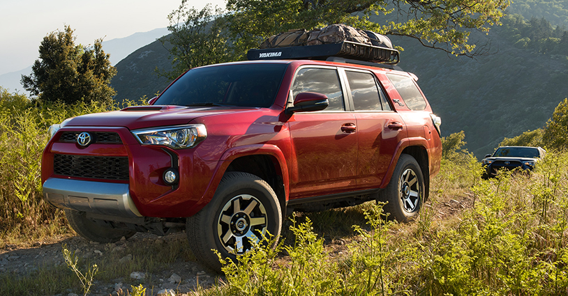 New 2019 4Runner Hendrick Toyota North Charleston