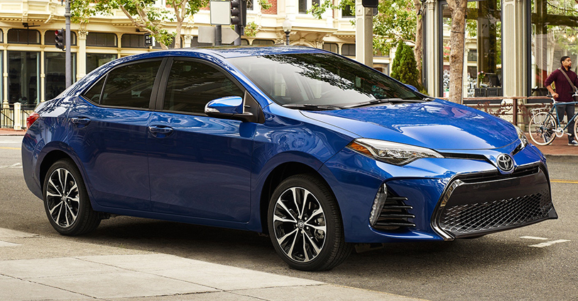 New 2019 Corolla Hendrick Toyota North Charleston
