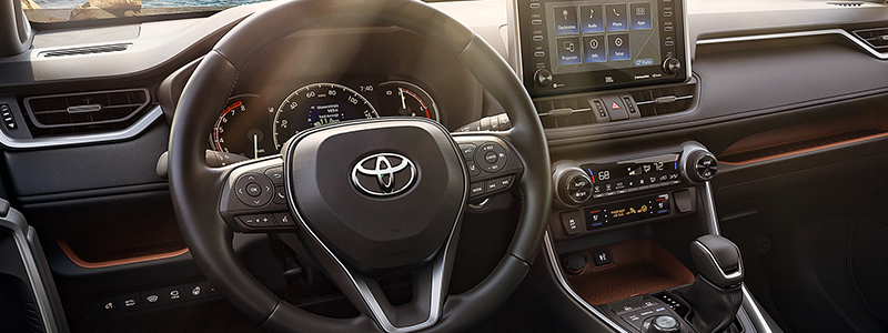 North Charleston SC 2019 Toyota RAV4