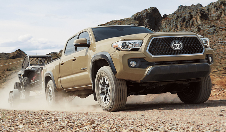 North Charleston SC New 2019 Toyota Tacoma