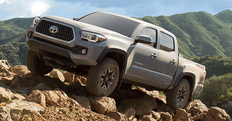 New 2019 Tacoma Hendrick Toyota North Charleston