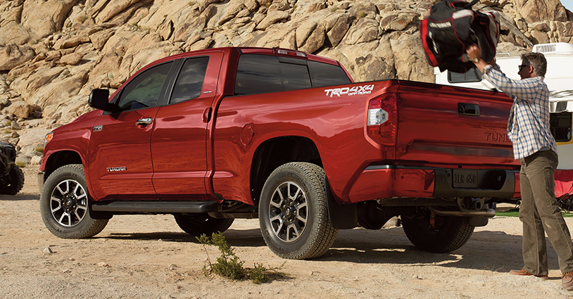 New 2019 Tundra Hendrick Toyota North Charleston