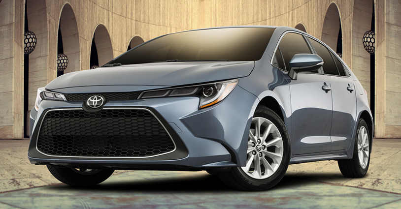 New 2020 Corolla Hendrick Toyota North Charleston