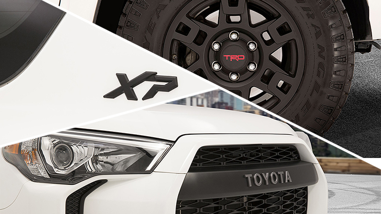 Toyota X Series 4Runner