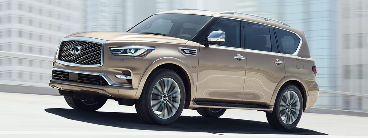 Infiniti Qx80 Lake Charles >> New 2018 Qx80 Infiniti Of Lafayette Near Lake Charles
