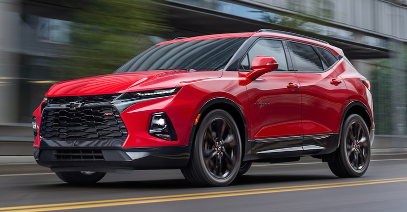 New 2019 Blazer | Jim Browne Chevrolet Buick GMC Dade City | FL Dealership