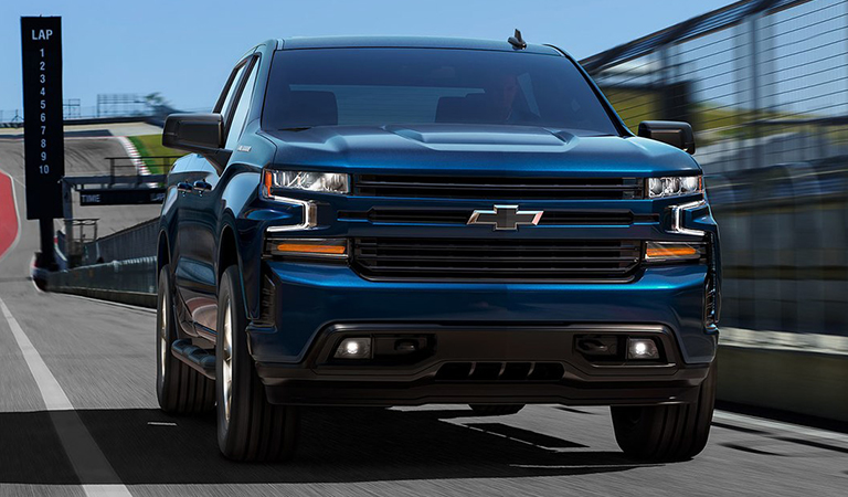 New 2019 Chevrolet Silverado 1500 Tampa Bay FL