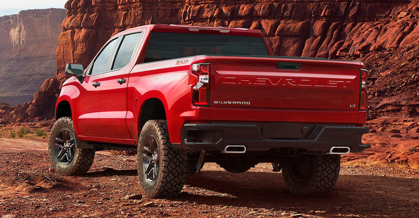 New 2019 Silverado 1500 Jim Browne Chevrolet Tampa Bay