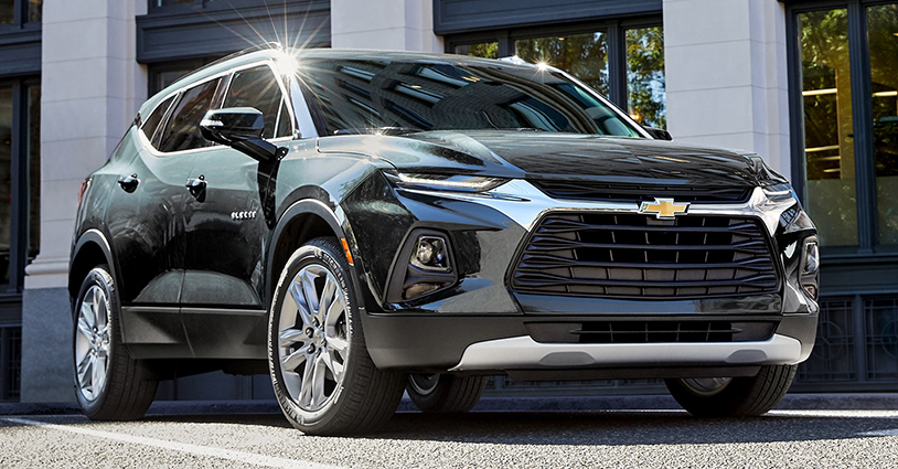 New 2019 Blazer Jim Browne Chevrolet Tampa Bay