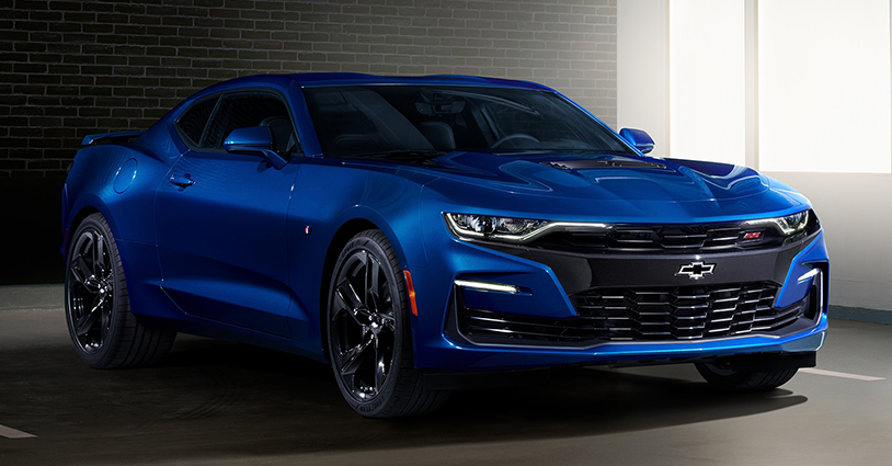 New 2019 Camaro Jim Browne Chevrolet Tampa Bay