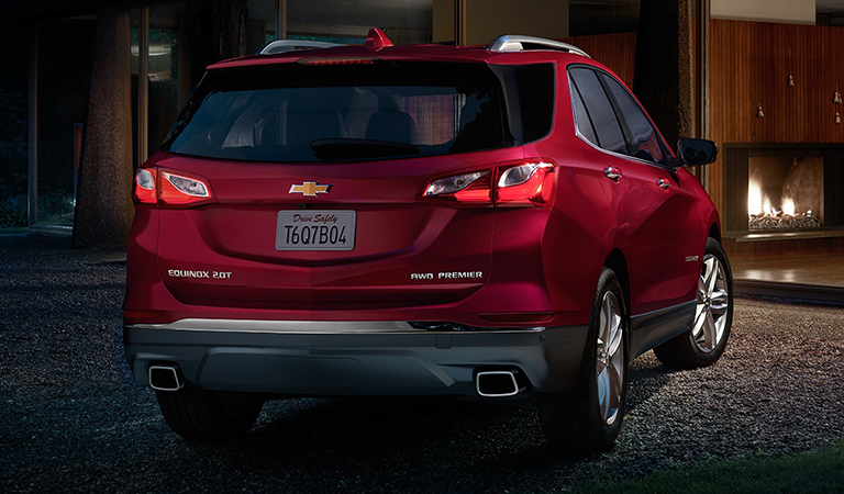 Tampa FL New 2019 Chevrolet Equinox