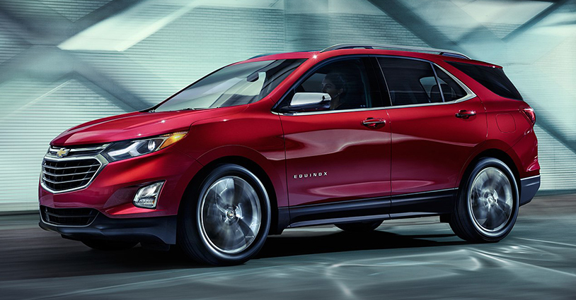 New 2019 Equinox Jim Browne Chevrolet Tampa Bay