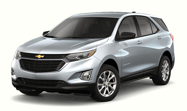 2019 Chevrolet Equinox LS 1.5L Turbo