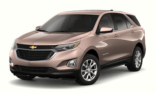 2019 Chevrolet Equinox LT 1.5L Turbo