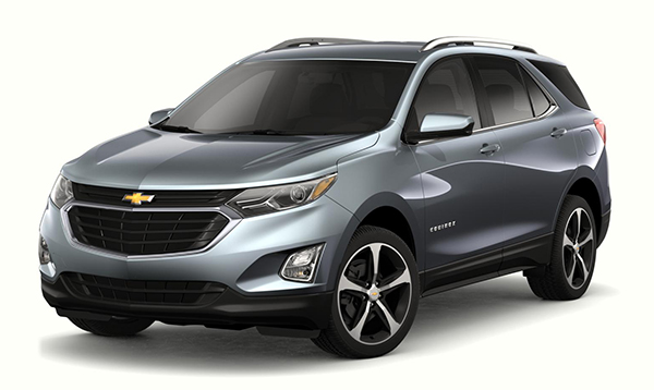 2019 Chevrolet Equinox LT 1.6L Turbo Diesel