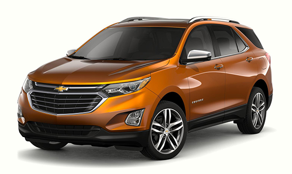 2019 Chevrolet Equinox Premier 1.5L Turbo