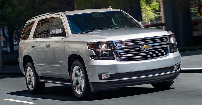 New 2019 Tahoe Jim Browne Chevrolet Tampa Bay
