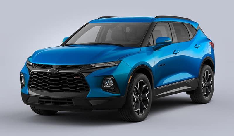Chevrolet Trailblazer 2020 Ss