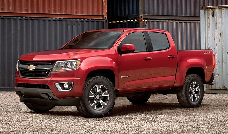 New 2020 Chevrolet Colorado Tampa FL