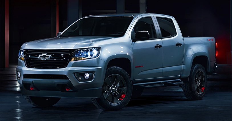 New 2020 Colorado Jim Browne Chevrolet Tampa Bay