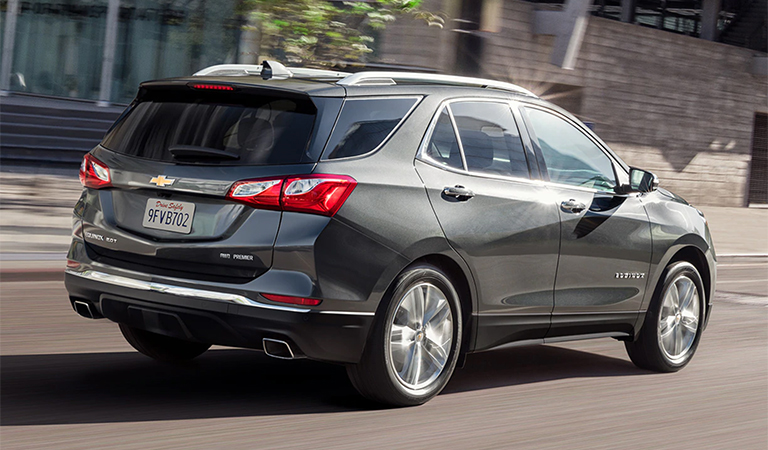 New 2020 Chevrolet Equinox Tampa Florida
