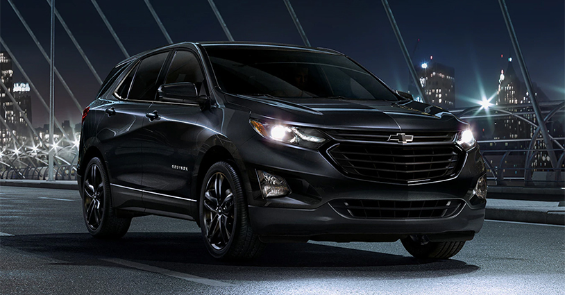 New 2020 Equinox Jim Browne Chevrolet Tampa Bay