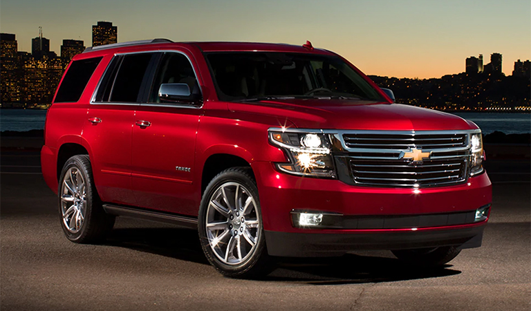 New 2020 Chevrolet Tahoe Tampa Florida