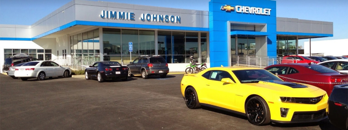 Jimmie Johnson Chevy >> Why Buy Chevy Jimmie Johnson S Kearny Mesa Chevrolet Serving