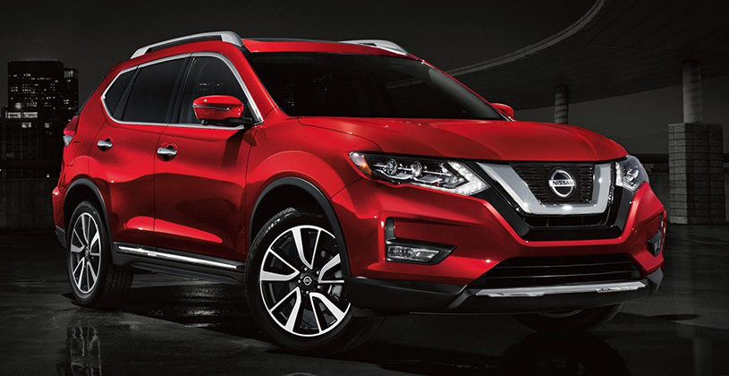 New 2019 Rogue John Lee Nissan