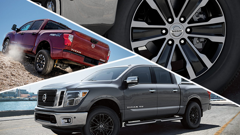Nissan Titan VS Ford F-150