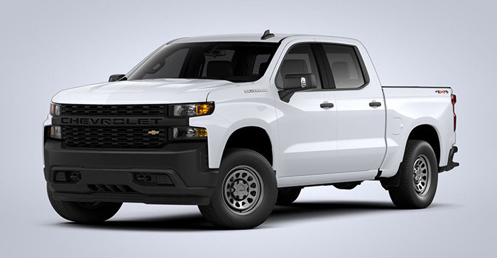Ron Tonkin Chevy >> New 2020 Silverado 1500 | Ron Tonkin Chevrolet | OR Dealership