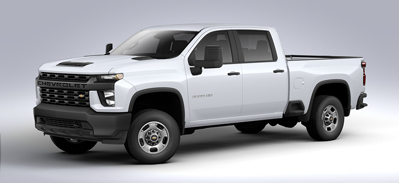 Ron Tonkin Chevy >> New 2020 Silverado 2500 HD | Ron Tonkin Chevrolet | Near Gresham