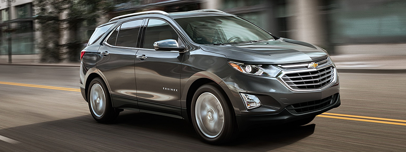 New 2018 Chevrolet Equinox Melbourne FL