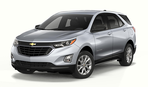 2018 Chevrolet Equinox LS 1.5L TURBO