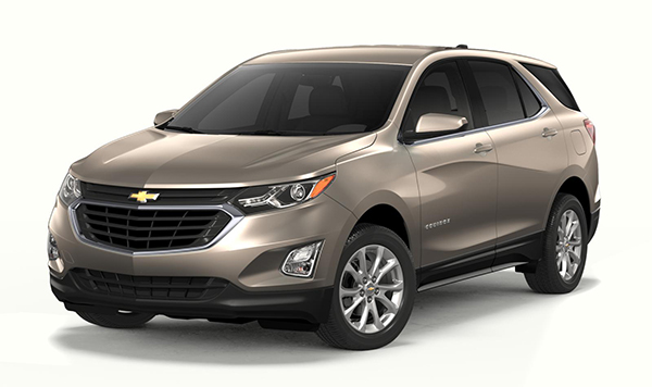 2018 Chevrolet Equinox LT 1.5L TURBO
