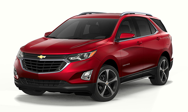 2018 Chevrolet Equinox LT 1.6L TURBO DIESEL