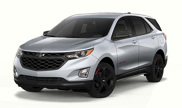 2018 Chevrolet Equinox LT 2.0L TURBO