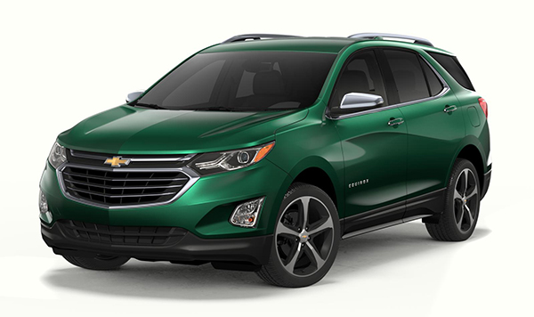 2018 Chevrolet Equinox PREMIER 1.6L TURBO