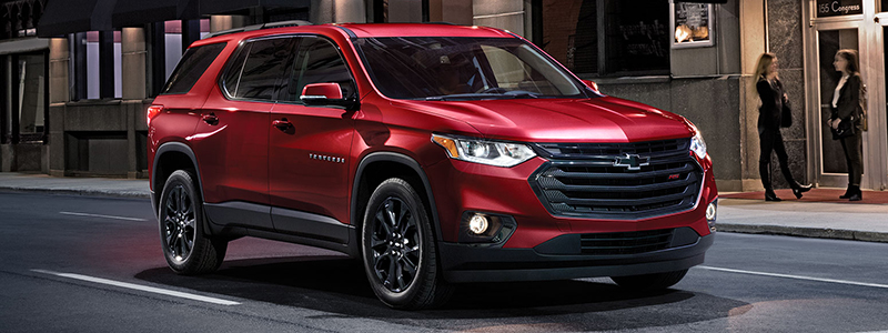 2019 Chevrolet Traverse Melbourne Florida