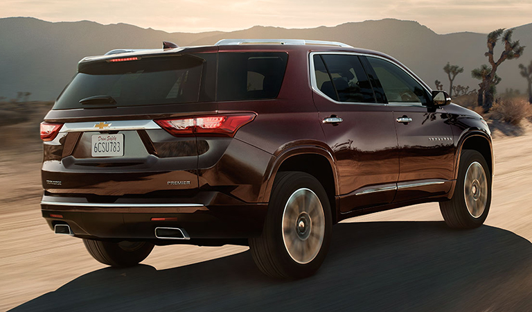 Melbourne FL New 2019 Chevrolet Traverse